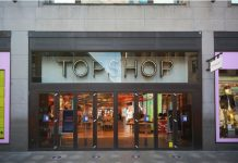 Sir Philip Green Topshop flagship administration