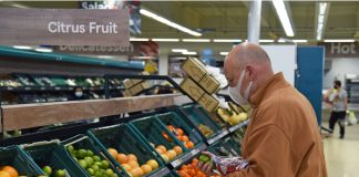 Wales introduces stricter Covid restrictions for supermarkets