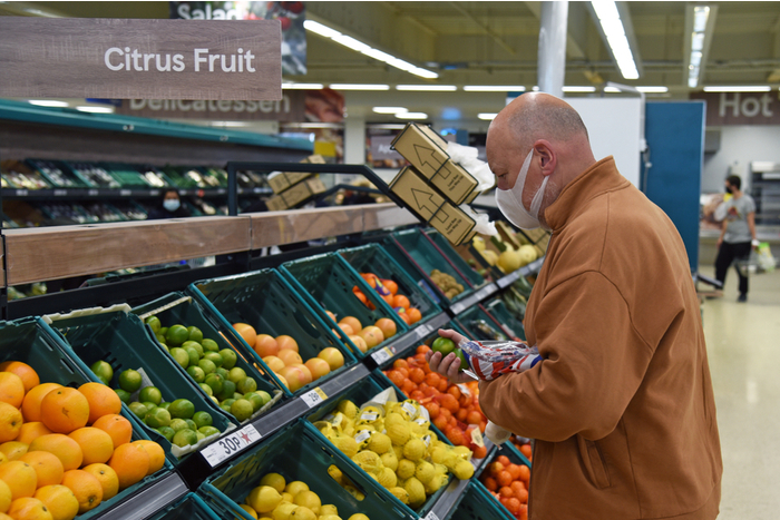 Shoppers urged to respect Covid rules as Morrisons & Sainsbury's ban unmasked customers