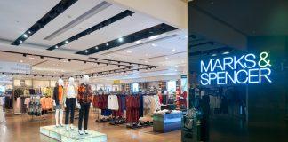M&S Marks & Spencer Steve Rowe