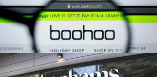 Boohoo Debenhams liquidation administration acquisition job losses cuts store closures