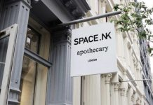 Space NK covid-19 lockdown pandemic store closures