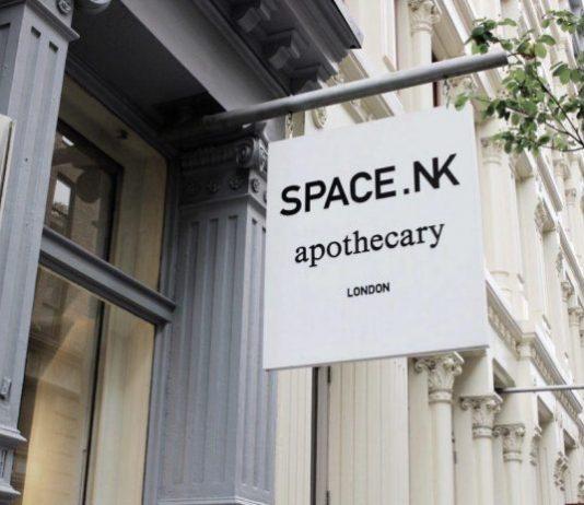 Space NK covid-19 lockdown pandemic store closures
