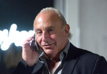 Sir Philip Green Arcadia Group