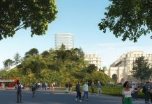 Plans unveiled for 25m Marble Arch hill to lure shoppers back to Oxford Street