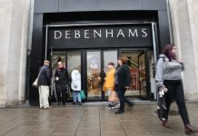 Debenhams shuts down all 15 Scottish stores; 647 jobs lost in liquidation update