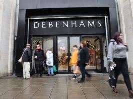 Debenhams shuts down all 15 Scottish stores; 647 jobs lost in liquidation update