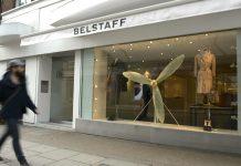 Belstaff posts narrowed losses & rising sales pre-Covid