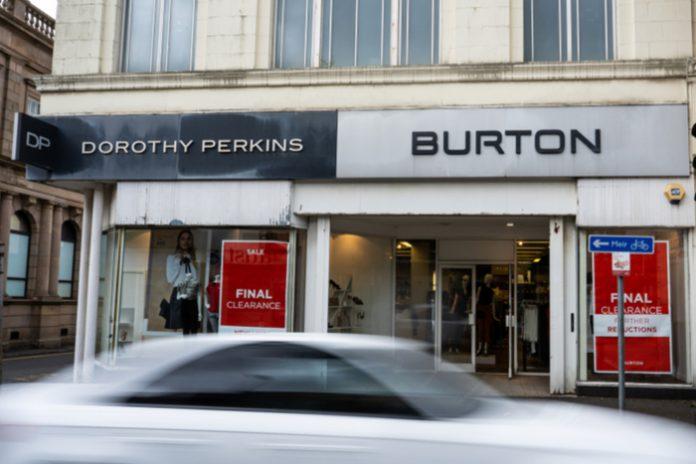 Almost 2500 jobs at risk as Boohoo buys Burton, Dorothy Perkins & Wallis