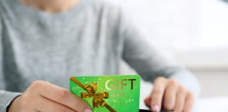 Gift card sales surge over UK's first Covid Christmas