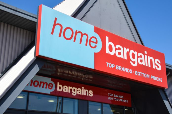 Home Bargains trading update expansion