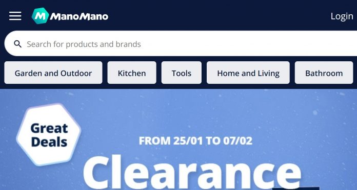 ManoMano tops £1bn mark as full-year sales double