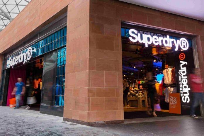 Superdry Shaun Wills Marks & Spencer Julian Dunkerton Alastair Miller