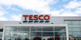 Tesco Usdaw Livingston distribution centre