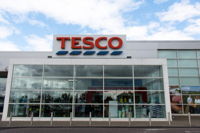 Shareholders aim to force Tesco to cut junk food sales