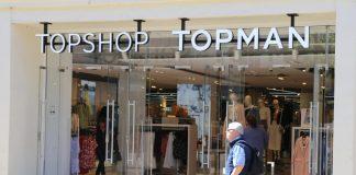 Topshop Topman Asos Arcadia Group