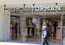 Topshop staff discover job losses through social media