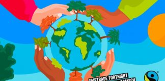 Fairtrade Fortnight sustainability catherine david covid-19 pandemic lockdown