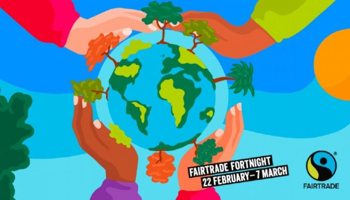 Fairtrade Fortnight sustainability catherine david covid-19 pandemic lockdown
