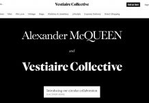 Vestiaire Collective inks resale partnership with Alexander McQueen
