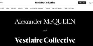 Vestiaire Collective inks resale partnership with Alexander McQueen