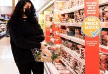 Sainsbury's Aldi Simon Roberts