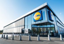 Lidl Christian Härtnagel bricks-and-mortar expansion covid-19 pandemic lockdown online shopping