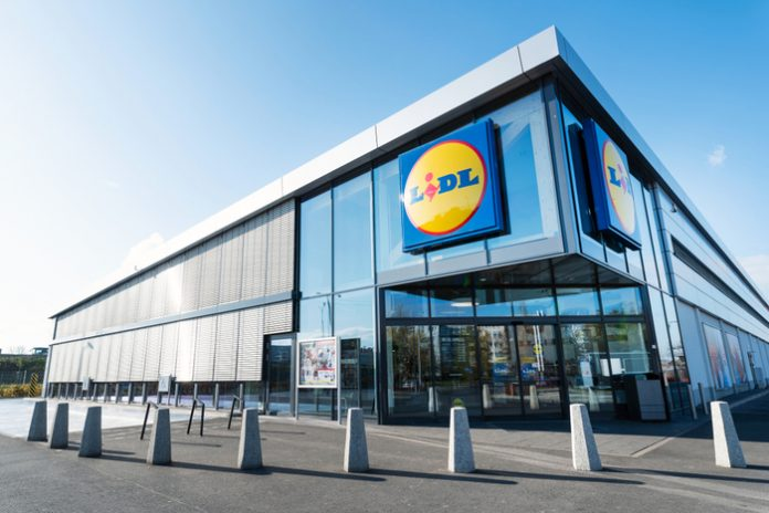 Lidl Christian Härtnagel bricks-and-mortar expansion covid-19 pandemic lockdown online shopping