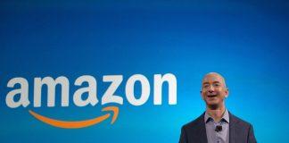 Amazon Jeff Bezos trading update