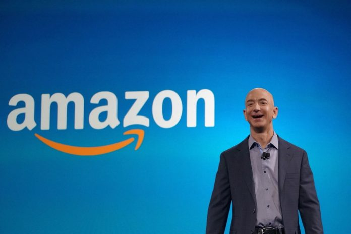 Jeff Bezos Is Stepping Down As CEO Of Amazon