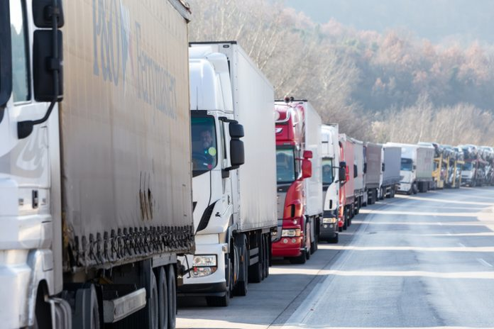 Supply chain managers warn of delays getting goods into the UK