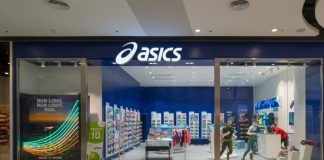 Asics climate change supply chain