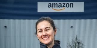 Amazon Recruitment apprenticeships John Boumphrey