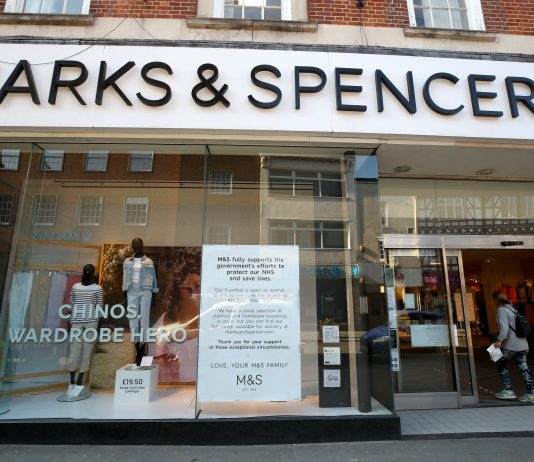M&S hires Alastair Brass as new retail operations director