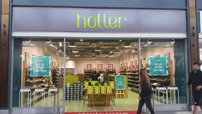 Hotter Shoes Victoria Betts CVA cierra la tienda pandemia covid-19