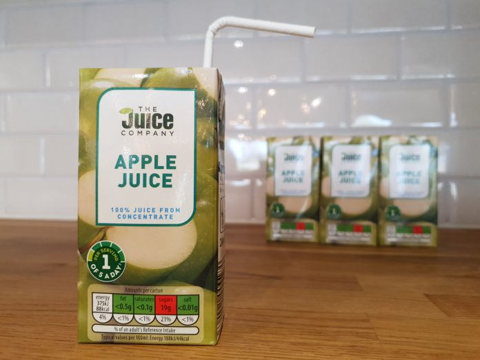 Aldi removes plastic straws from all own-label drinks cartons