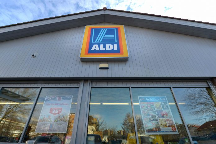 Aldi has published details of the items being delayed from reaching branches of its budget supermarkets due to the Suez Canal blockage.