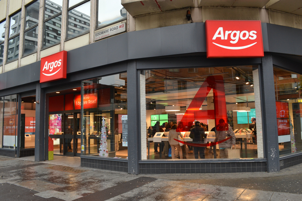 Argos extended warranty customers to share £500,000 in goodwill gesture