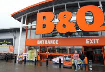 DIY boom sees Kingfisher profits skyrocket more than 600% B&Q Screwfix