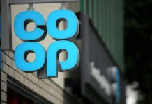 Co-op business rates relief furlough