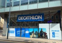 Decathlon Landsec Trinity Leeds James Hutchinson
