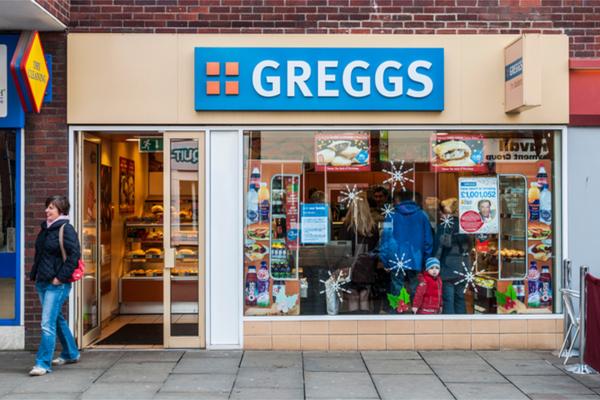 Greggs Roger Whiteside