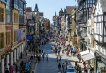 Dramatic change to shopping habits since first lockdown, say retail leaders