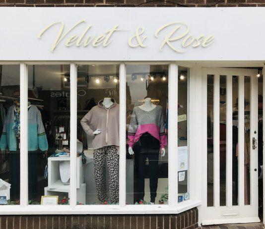 Indie Corner: Velvet & Rose independent retailer small business Shirley Lead