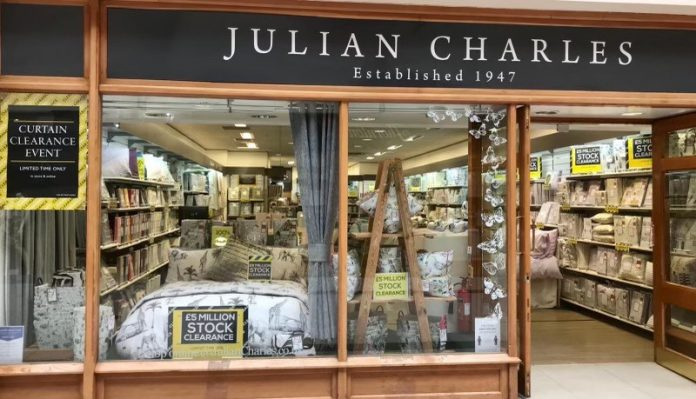 New owner of Julian Charles eyes £20m retail spree