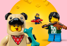 Moonpig introduces Lego gifts in biggest ever brand launch