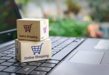Record number of Christmas shopping took place online