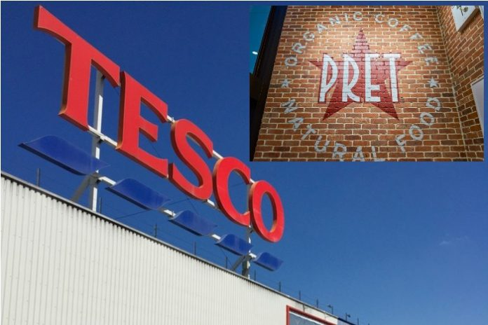 Pret A Manger strikes deal to sell croissants in Tesco stores