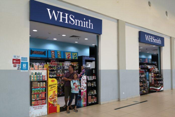 WHSmith hails