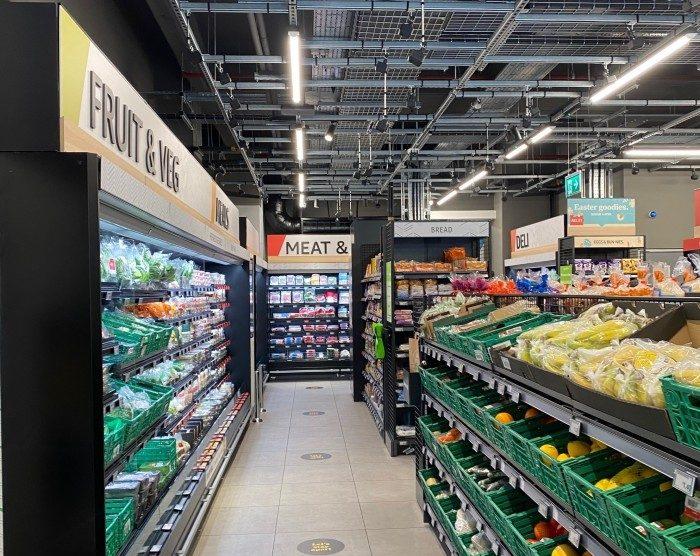 Nueva tienda sin cajero de Amazon Fresh